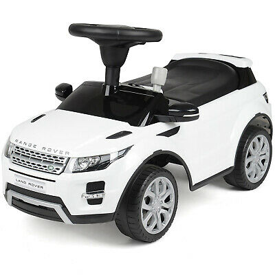 Range Rover Evoque Ride On Racing Car Kids Toddler Foot To Floor SUV Toy • 42.99£