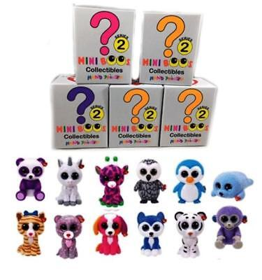 Ty Mini Boos Series 2 Mini Figures Hand Painted Toys Choose Your Own Character • 3.95£
