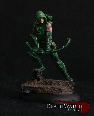 Knight Models Batman BMG Green Arrow Well Painted • 20£