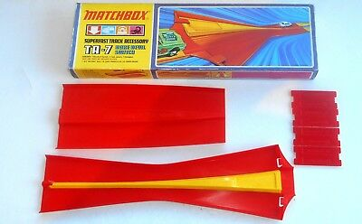Vintage 1970's Matchbox Lesney Superfast ~ TA-7 DARE DEVIL SWITCH ~ Boxed • 19.99£
