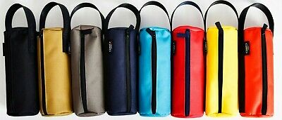 Obut Canvas Bags For 1 Set Of 3 Boules 8 Colours To Choose From ** DC Petanque** • 14.99£