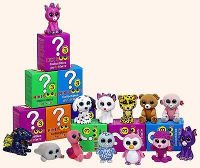 Ty Mini Boos Series 3 Mini Figures Hand Painted Toys  Choose Your Own Character • 3.95£