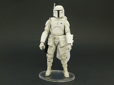 10 X Star Wars Black Series 6 Inch Action Figure Stands - Multi-peg - CLEAR • 9.99£