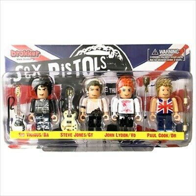 The Sex Pistols Brokker Sex Pistols 4 Figure Set  New & Sealed • 128.32£