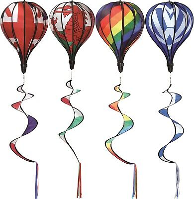 Grand Hot Air Balloon Spinners By Spirit Of Air - Extra Large • 21.99£