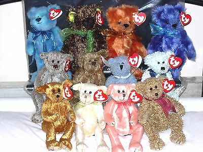 TY ATTIC BOY BEARS - Without Jumpers Etc • 5.99£