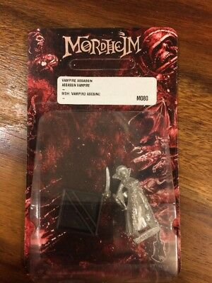 Mordheim Marianna Chevaux Vampire Assassin  Rare NIB Games Workshop OOP • 49.99£