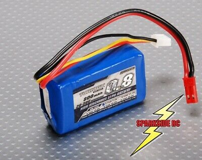 Turnigy 800Mah 2S 7.4v 20C - 30C Lipo Pack - UK Seller - Fast Dispatch • 9.99£