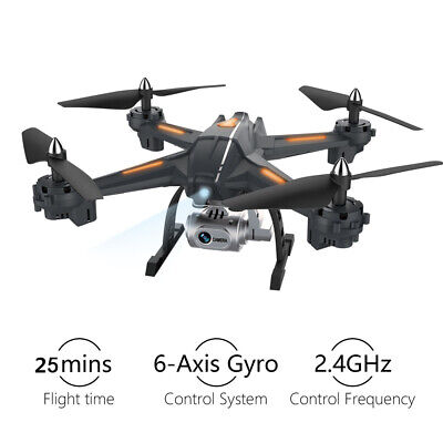 Drone X Pro 2.4G Selfi WIFI FPV With 1080P HD Camera Foldable RC Quadcopter • 45.98£