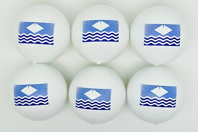 Isle Of Wight Flag Coches For Petanque/Boules Different Quantity's Available  • 12.99£