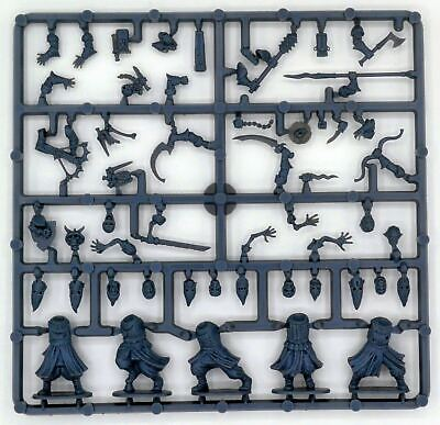 Frostgrave 1/56 (28mm) Frostgrave Cultists Sprue • 5.95£