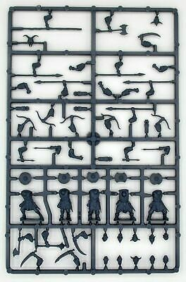 Oathmark Battles Of The Lost Age 1/56 (28mm) Goblin Infantry Sprue • 5.15£