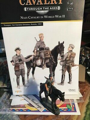 DEL PRADO.Cavalry Through The Ages Issue No 2 • 11.99£