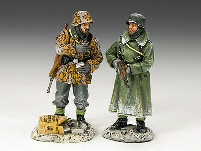 KING AND COUNTRY WW2 German  Take Some!  BBG040 • 92.95£