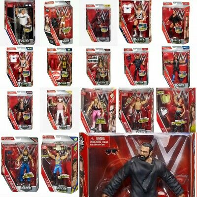 WWE ELITE FIGURE - Pick Your Mattel Wrestling Figures • 34.95£