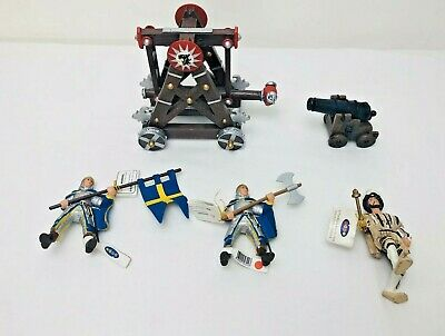 Papo Battering Ram And Figure Bundle Including King  • 16.95£