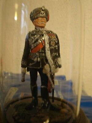 Perth Pewter Sculpture, Soldier,(8) Hand Painted • 40£