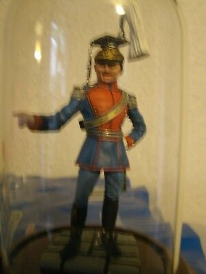 Perth Pewter Sculpture, Soldier,(7) Hand Painted • 40£