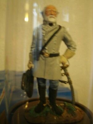 Perth Pewter Sculpture, Soldier (1), Hand Painted • 40£