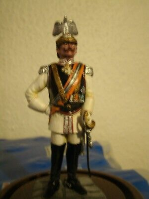 Perth Pewter Sculpture, Wilhelm 11, Hand Painted • 40£