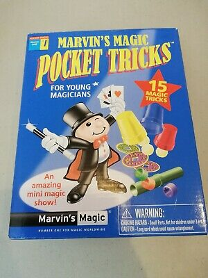 Marvin's Magic Pocket Tricks  • 5£