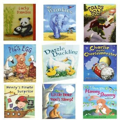 Quality Childrens Illustrated Story Books - Large Kids Bedtime Picture Paperback • 2.25£