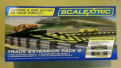 SCALEXTRIC C8511 Track Extension Pack 2  • 25.95£