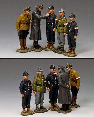 KING AND COUNTRY Last Parade WW2 German WS312 • 239.95£