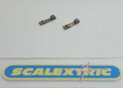 Scalextric Tri-ang Vintage RX CARBON MOTOR BRUSHES E2 X 2 (NEW OLD STOCK) • 5.39£
