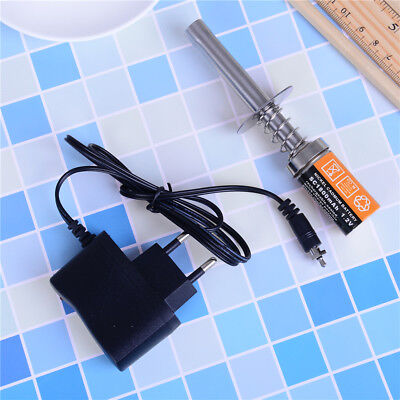 1.2 V 1800mah Rechargeable Glow Plug Starter Igniter Ac Charger For Gas PSZYLDFJ • 8.73£