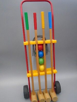 Vintage Childrens Favre  Croquet Set   • 45£