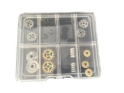 Lego Technic Gear Collection Set With Storage Box Plus FREE POSTAGE • 9.99£