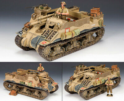 KING AND COUNTRY The M7 Priest Tank EA058 • 196.95£