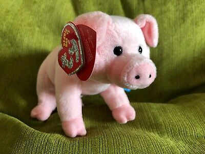 Sniffs The Pig - Ty Beanie Baby 2.0 - Good Condition - Code Unscratched - 2008 - • 7.99£