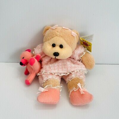 Beanie Kids Tot The Bear Tags Collectable Super Soft • 9.34£