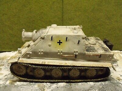 1/30 New Model Army Winter Sturmtiger (King & Country Scale) • 100£