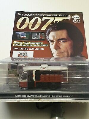 James Bond Car Collection Issue 130 • 15£