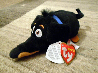 Ty / Teeny Tys - The Secret Life Of Pets (BUDDY) - Soft Plush Toy - New W/ Tags • 5.49£