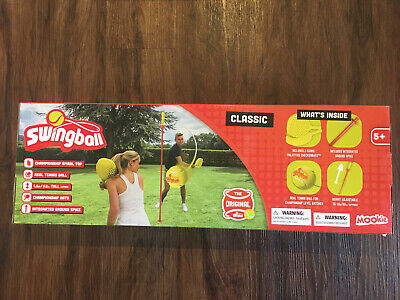 Swingball Classic Original Lawn Spike For Kids/Adults - Free NEXT DAY Delivery • 45£