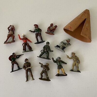 LONE STAR HARVEY SERIES Cowboys Indians Teepee Soldiers Britain's Swoppet • 10.99£