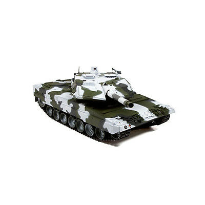 Large Scale RC Leopard 2A6 Tank Winter Camo Upgraded Premium Label Version - Hob • 151.83£