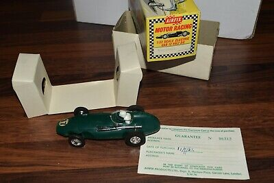 Airfix Motor Racing Slot Car BOXED Vanwall Excellent  • 85.99£