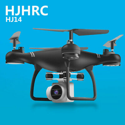 HJ14W Wifi Remote Control Drone Airplane Selfie Quadcopter With HD Camera UK • 24.20£