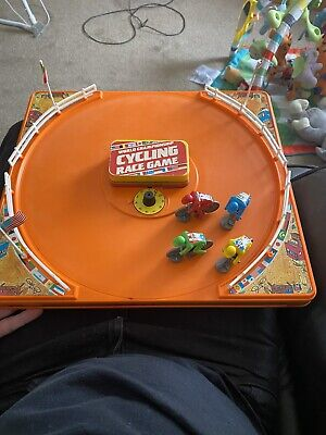 RARE Vintage 70's/80's World Championship Cycling Race Game By Illco FreeUK Post • 110£