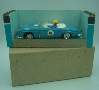 SCALEXTRIC C75 MERCEDES SL190 In ORIGINAL EARLY BOX • 79.99£