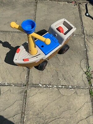 Little Tikes Ride On Pirate Ship  • 9.99£