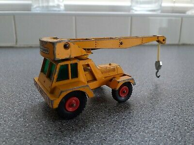 Vintage Matchbox King Size No 14 Taylor Jumbo Crane - By Lesney  • 2£