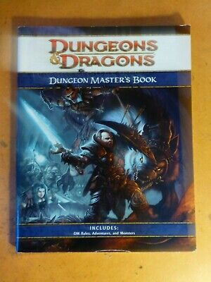 Dungeons & Dragons Dungeon Master's Book AD&D TSR • 10£