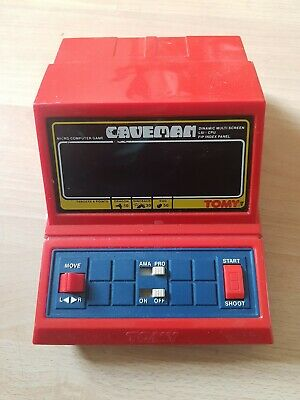 Grandstand Caveman Electronic Game Works  • 14£