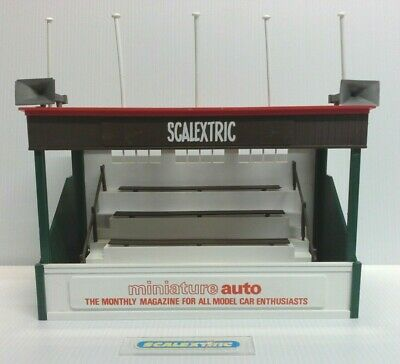 Scalextric Tri-ang Vintage 1960's GRANDSTAND SPECTATOR STAND A209 (CHERISHED)  • 16£